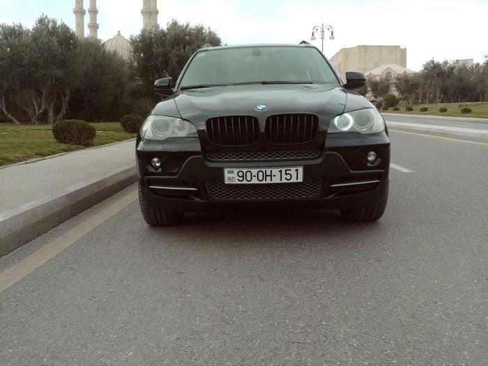 BMW X5 2007. Photo 0