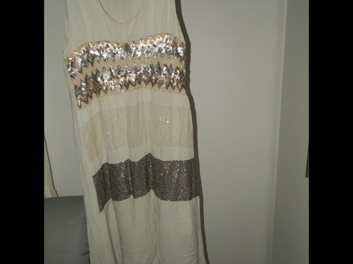 Φορεμα small/medium φορεμενο μια φορα πιο μακρυ πισω. Photo 0
