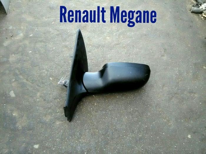Renault Megane Yan Güzgüləri 1 tərəf-70. Photo 0