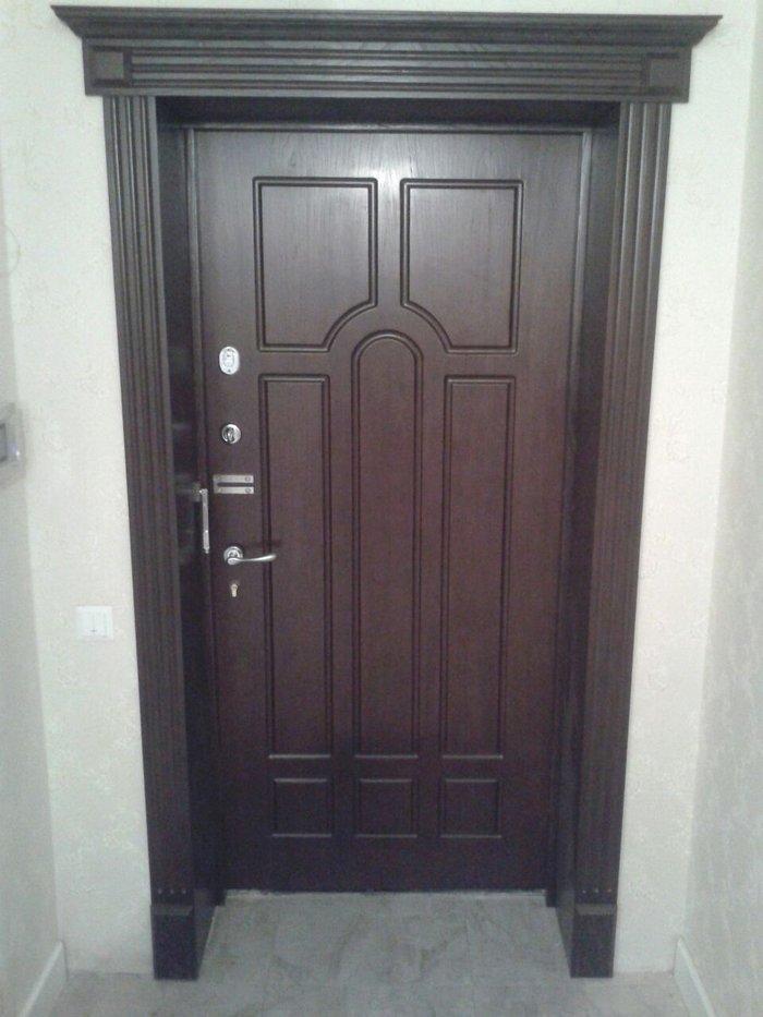 Изготавливаем    бронированные и металлические двери на заказ, для в Бишкек