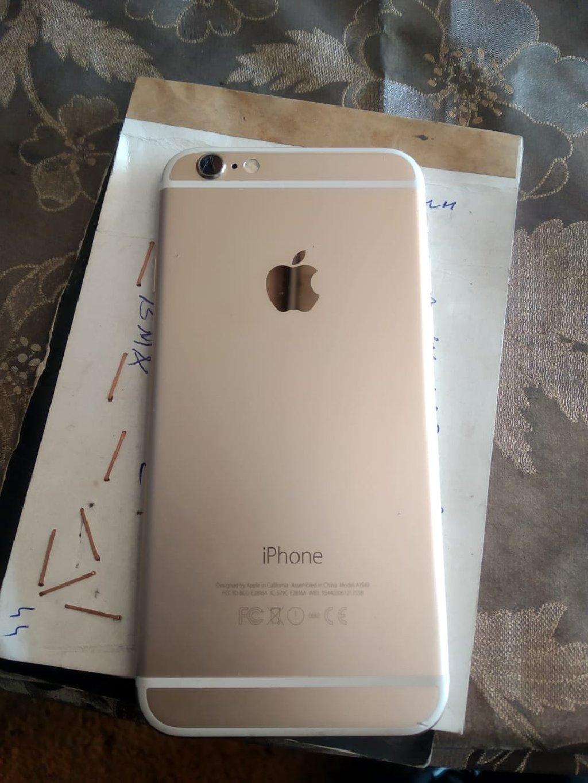 Iphone 6 yaddaw128 her weyi iwlekdi prablemsizdi istenilen ustada yoxlata bilersiz arxada balaca ciziq var qiymet 270manat elaqe