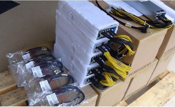 Description:  1. Hash Rate: 13.5TH/s ±5%  2. Power Consumption:. Photo 0