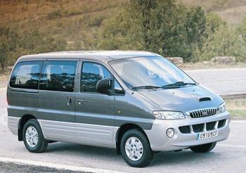 Hyundai Starex 2000 в Душанбе