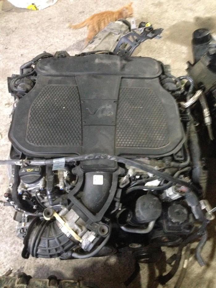 Двигатель на Мерседес W212,W164,W204,W221, обьем двигателя 3,5 год выпуска 2012 полный привод