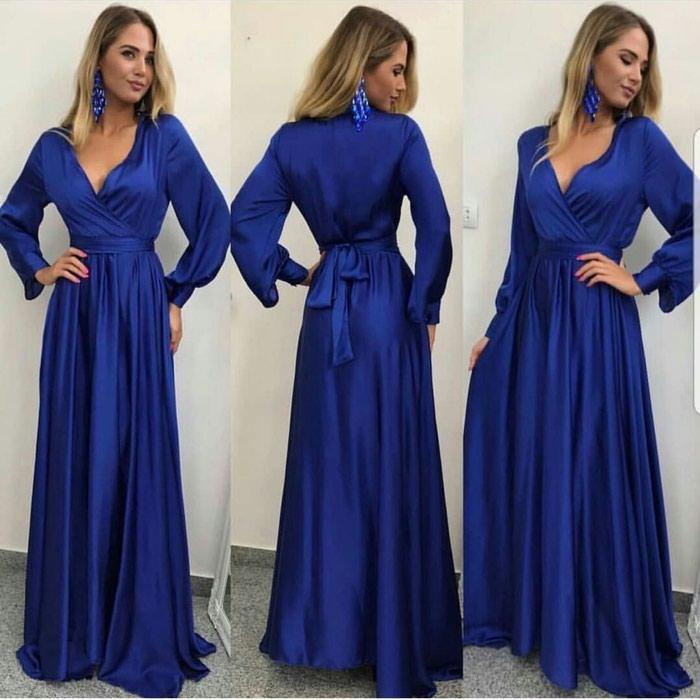 #NOVO sa etiketom divne duge glamurozne haljine za nase dame - Beograd