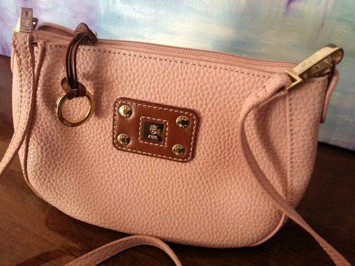Τσάντα kem ροζ σε άριστη κατάσταση σε Δράμα