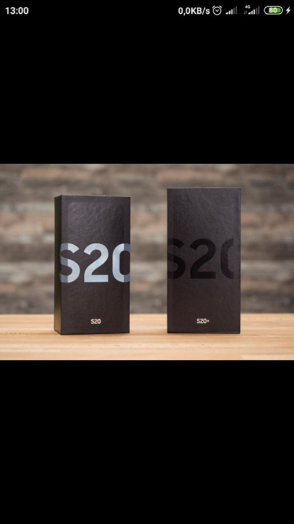 Καινούργιο Samsung Galaxy S20 128 GB