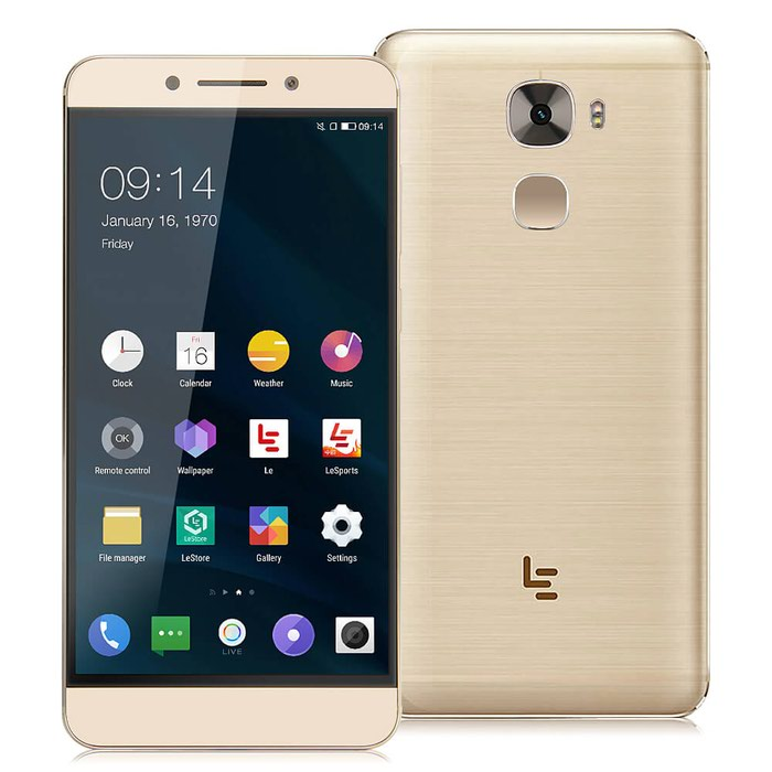 6GB Ram 64GB Rom 5,5in LeEco Le Pro 3 4K Video NFC. Photo 0
