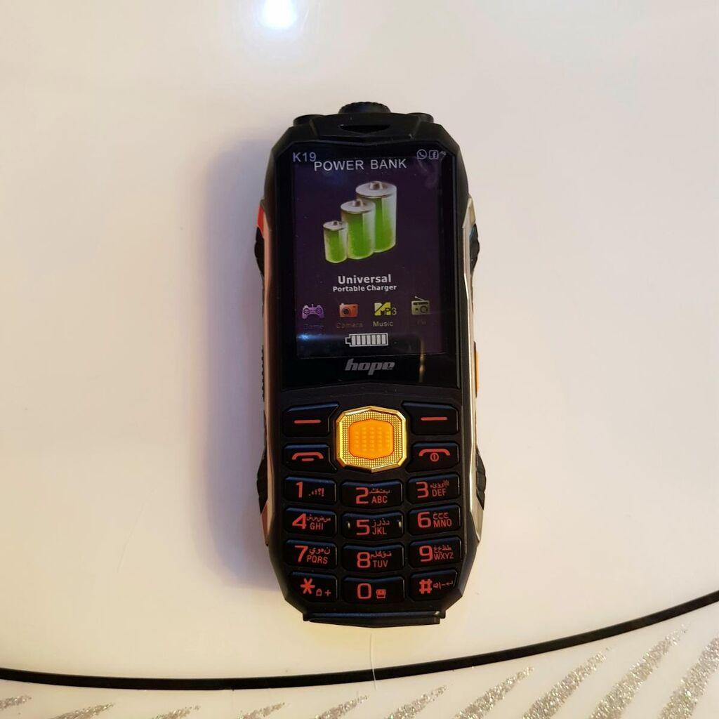 Hope K19 - 4 Sim kart (4 nömrə) dəstəkləyən telefon