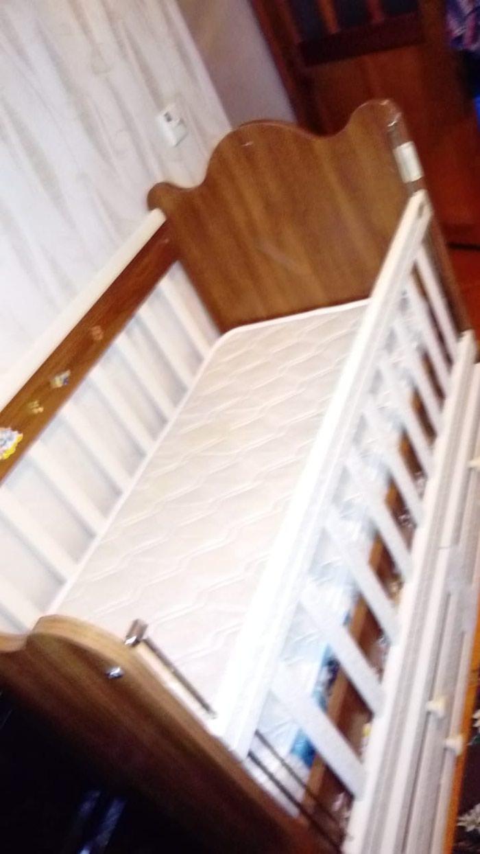 Детская кроватка. Photo 0