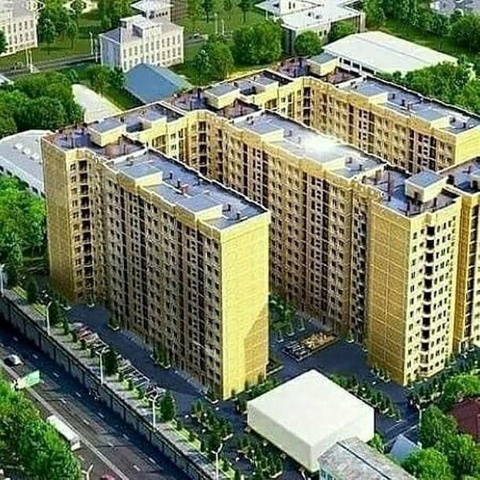 Продается квартира: 1 комната, 44 кв. м., Бишкек. Photo 1