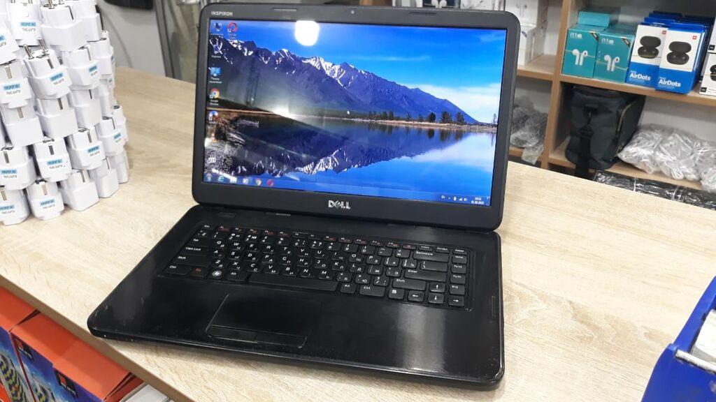 Dell inspirion noutbuk normal vəziyyətdədir heç bir problemi yoxdur