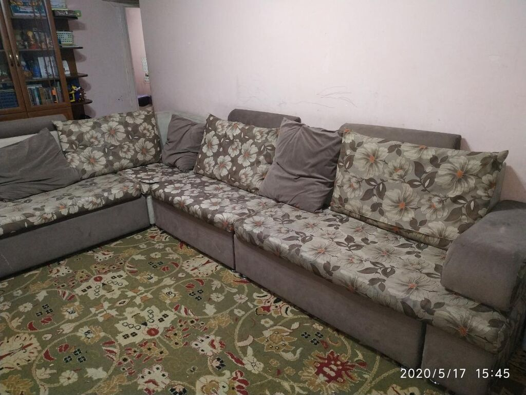 Продам б/у угловой диван