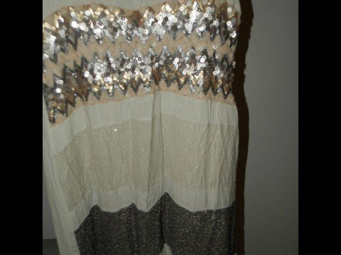 Φορεμα small/medium φορεμενο μια φορα πιο μακρυ πισω. Photo 1