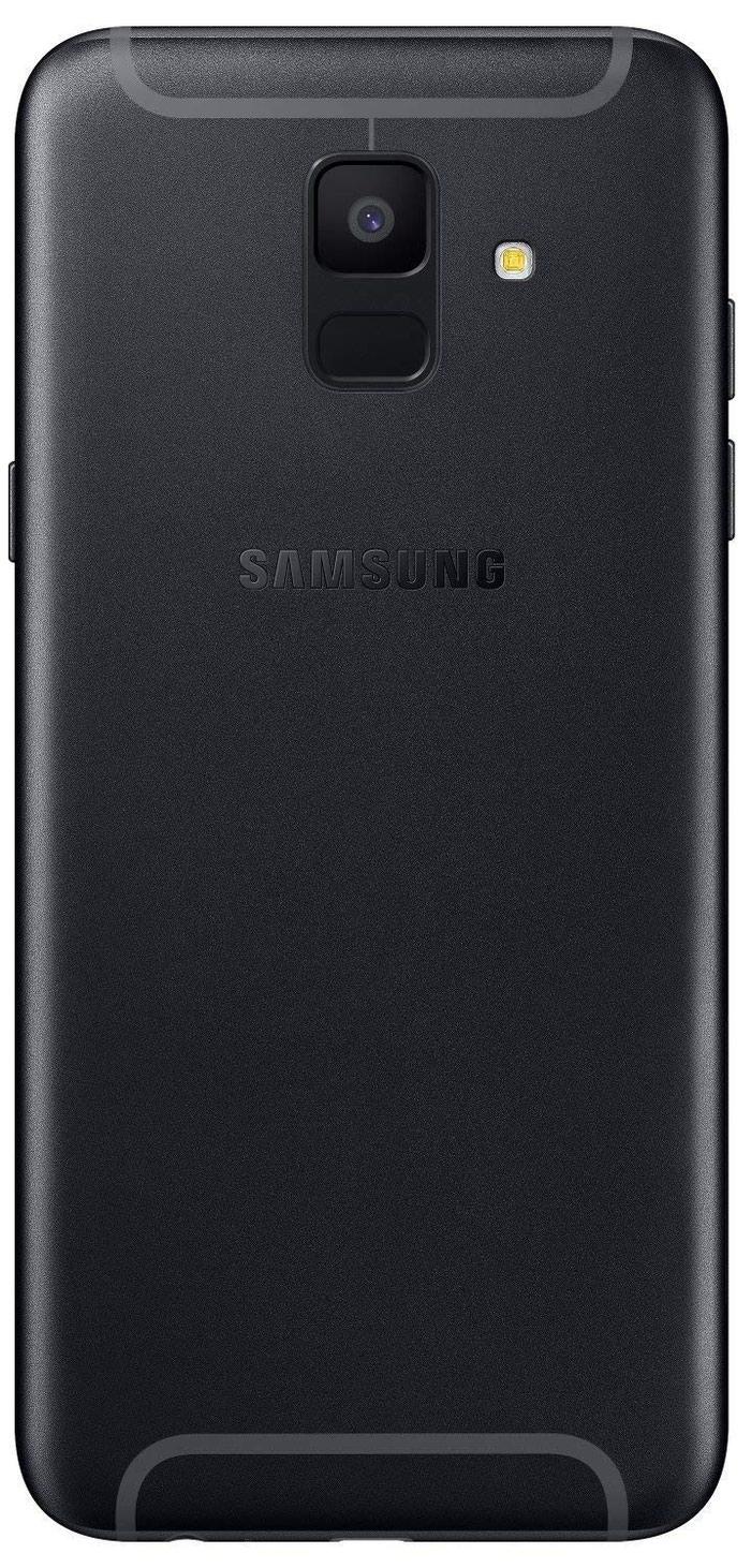 Samsung Galaxy A6 32 GB qara. Photo 6