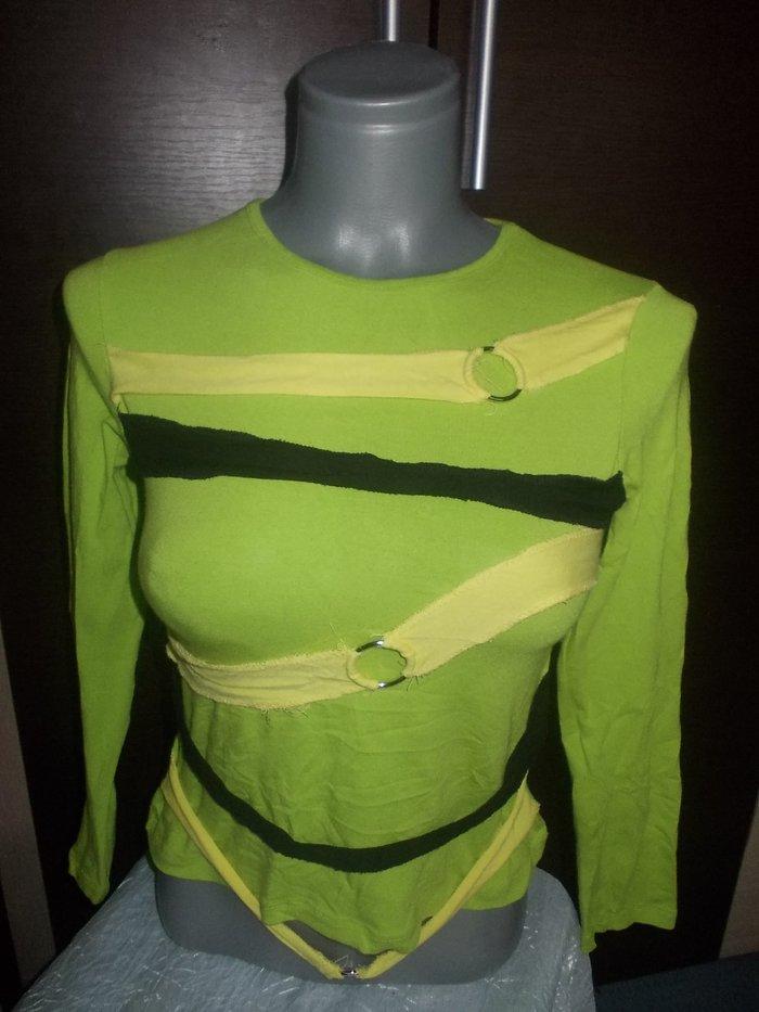 Zelena bluzica miss cool