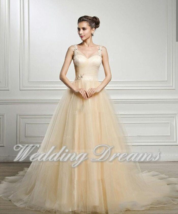 Свадебное платье новое из Америки,размер -42. Photo 2
