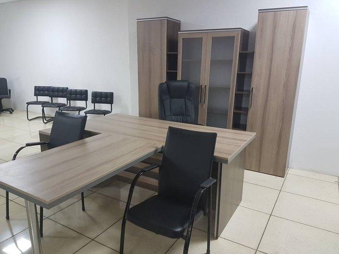 Офисная мебель! кресла,стулья,столы,шкафы,сейфы! по выгодным ценам. Photo 0
