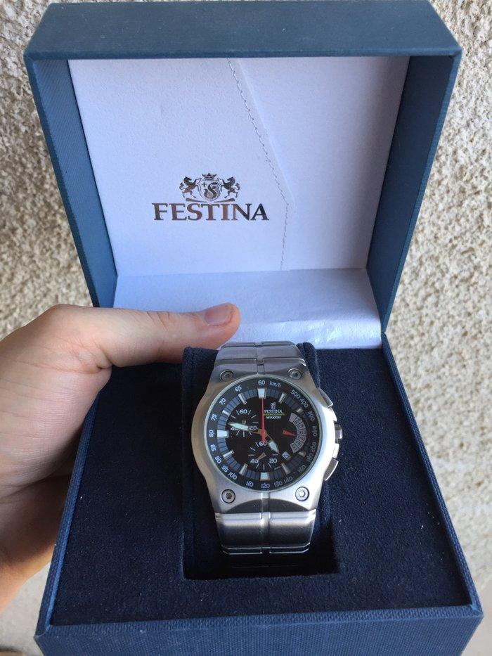 Festina sat oznake F-6737 vrlo redak primerak na nasim prostorima. Pro - Lebane