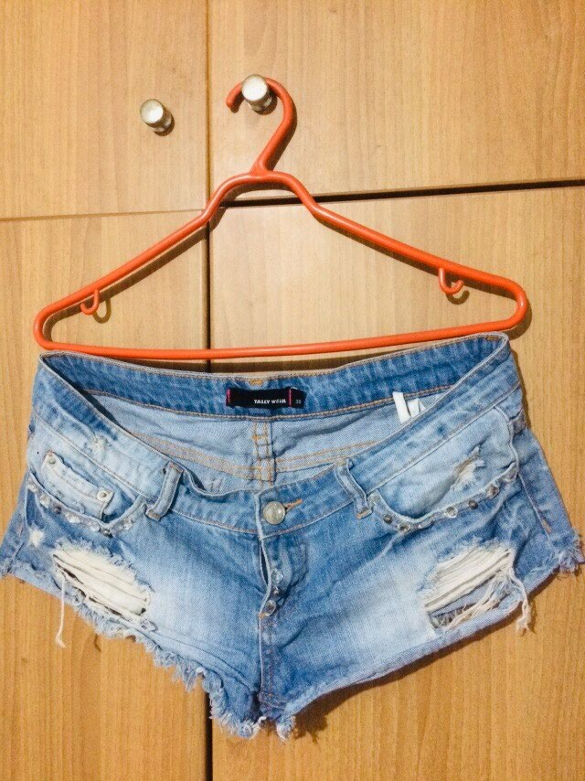 Tally weij Short jeans Size 38 . Photo 0