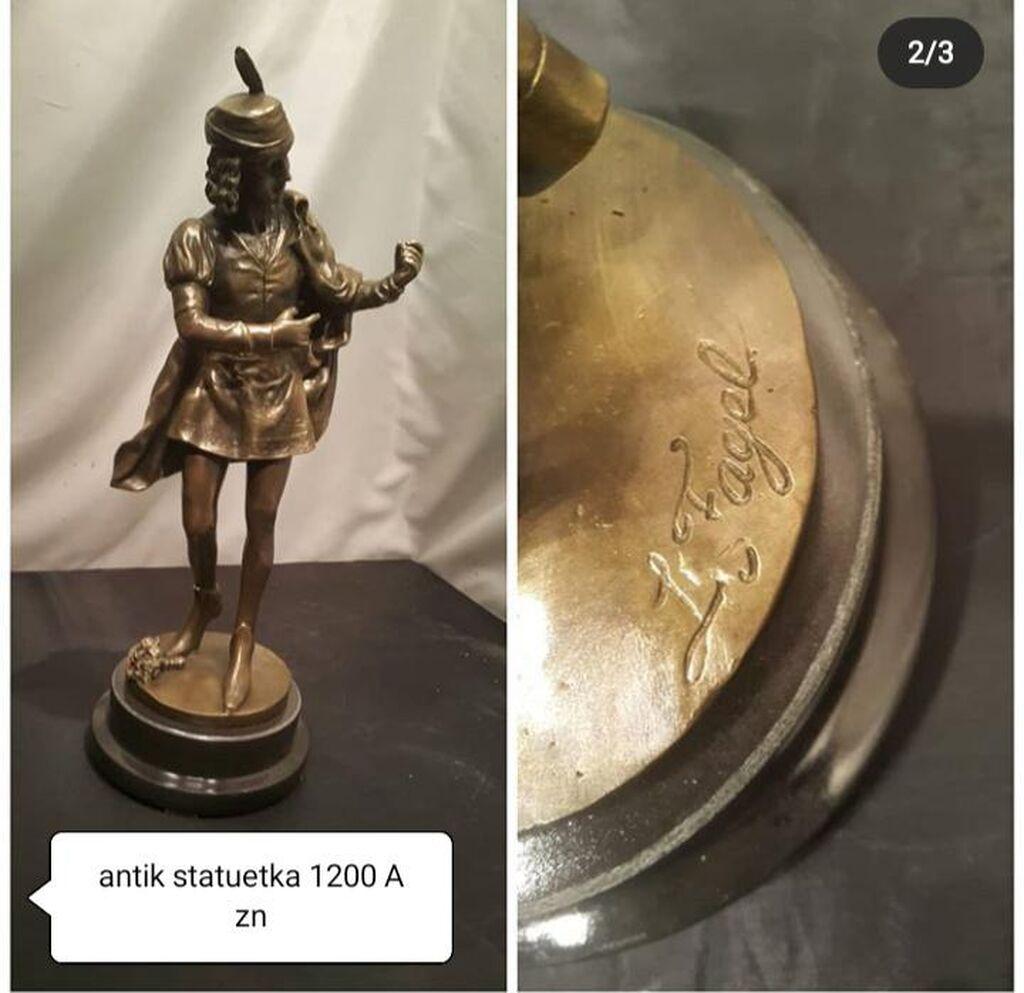Antik statuetka