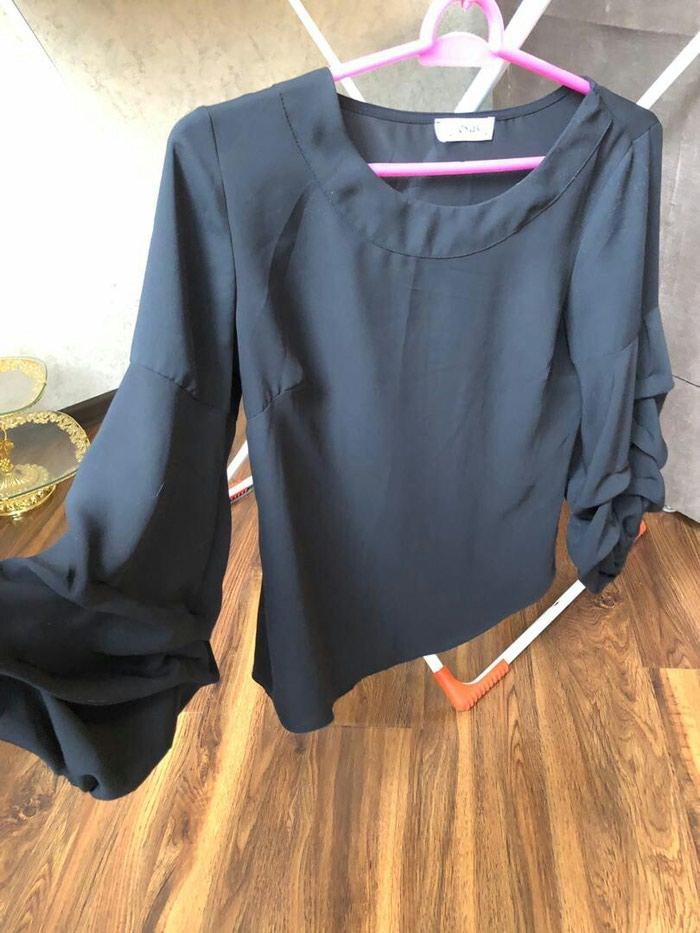 Продаю очень красивую блузку.Почти неношеная., цена  500 KGS в ... 77c4066b1e6
