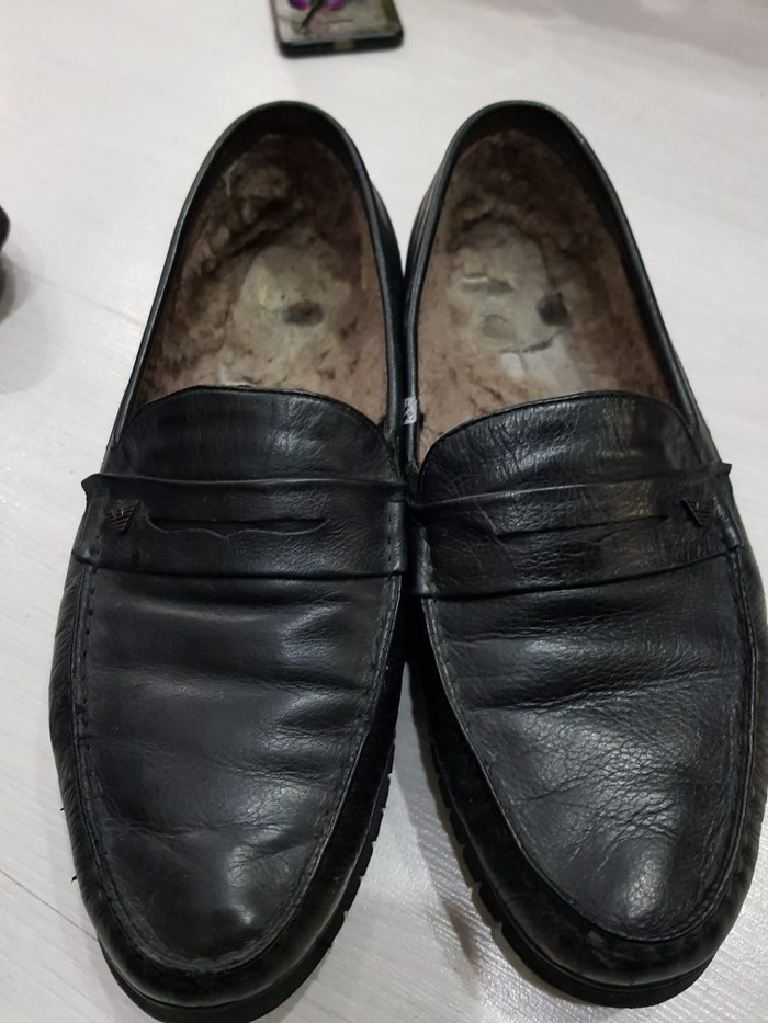 e1feeab41 Кожаная мужская обувь размер 41 в хорошем состоянии цена 1000сом в Бишкек