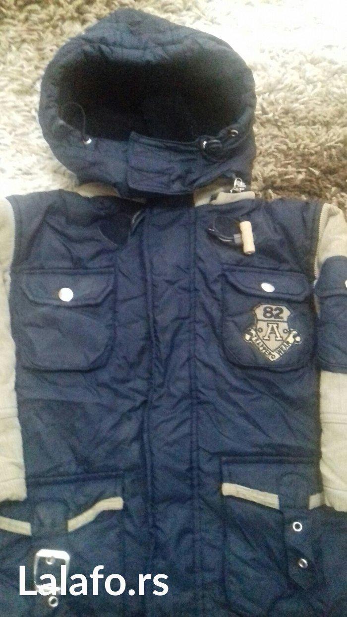 Zimska jakna. U dobrom stanju Velicina 4 - Smederevo