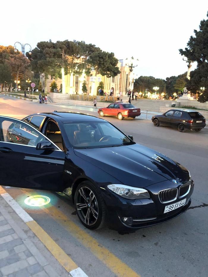 BMW 520 2013. Photo 4