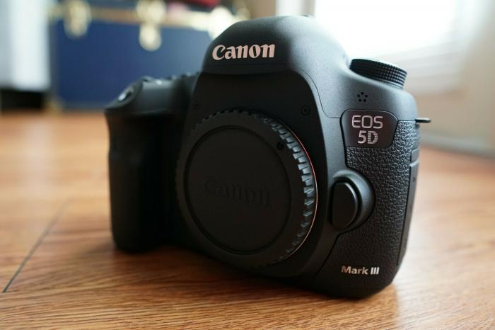 Canon 5d mark iii. Photo 3