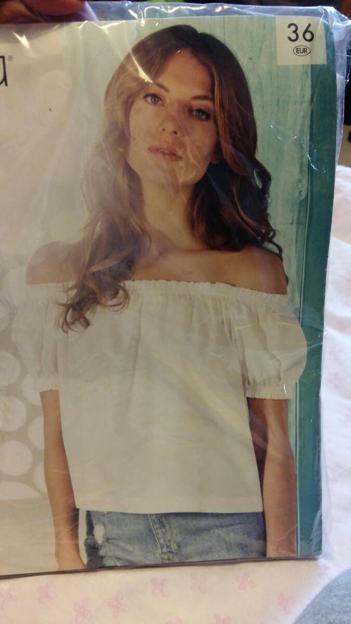 Μπλουζάκι γυναικείο καινούριο. Photo 0