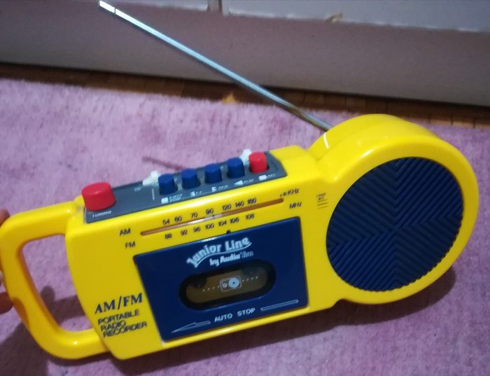 Dečiji radio kao novo. Photo 5