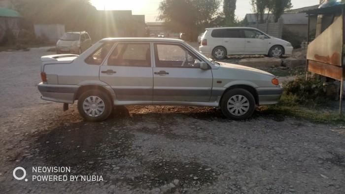 ВАЗ (ЛАДА) 2115 Samara 2006. Photo 7