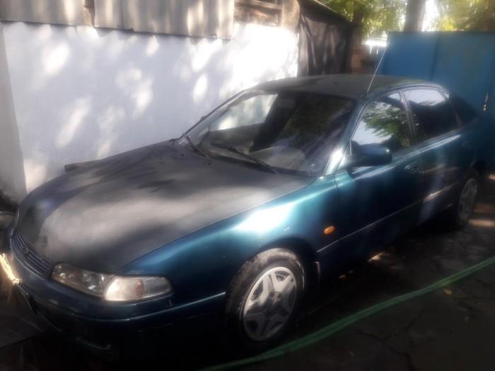 Mazda 626 1995. Photo 1