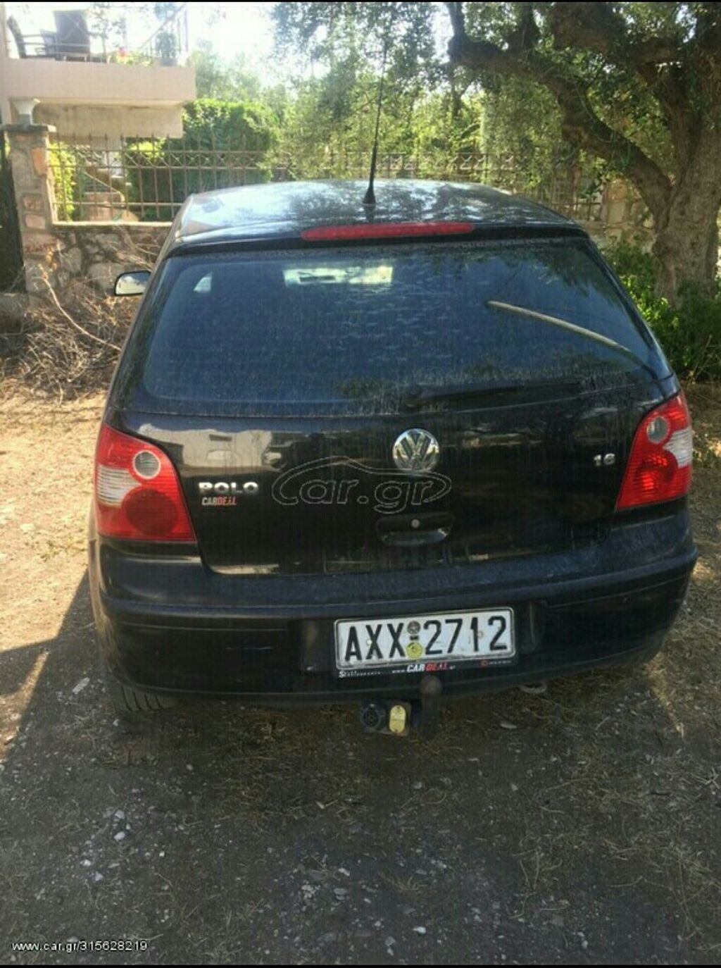 Volkswagen 1.4 l. 2003 | 195000 km | η αγγελία δημοσιεύτηκε 09 Σεπτέμβριος 2021 14:34:52 | VOLKSWAGEN: Volkswagen 1.4 l. 2003 | 195000 km