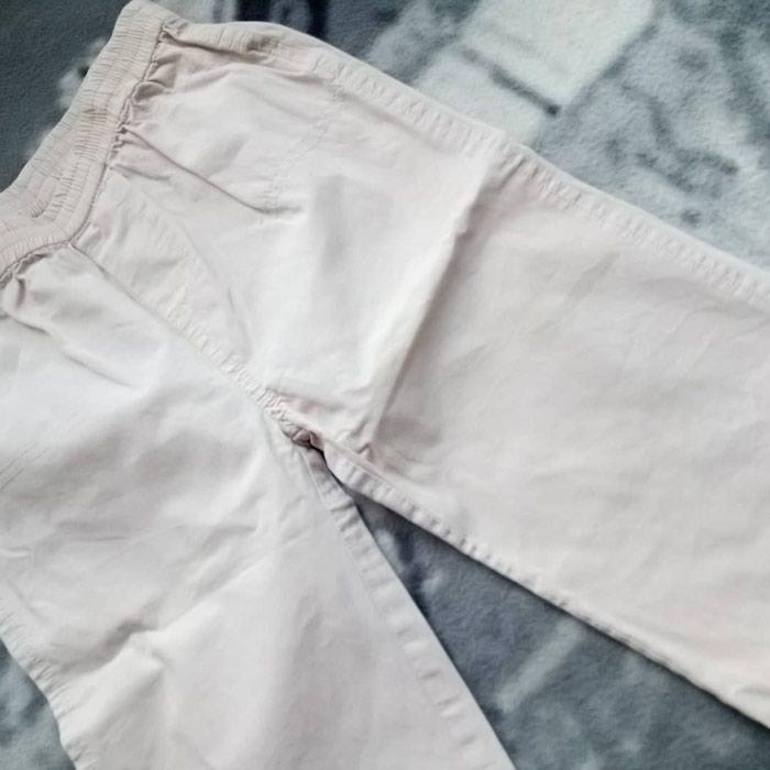 Tanke pantalonice bas letnje. Nove ne nosene. Velicina 86. Photo 1