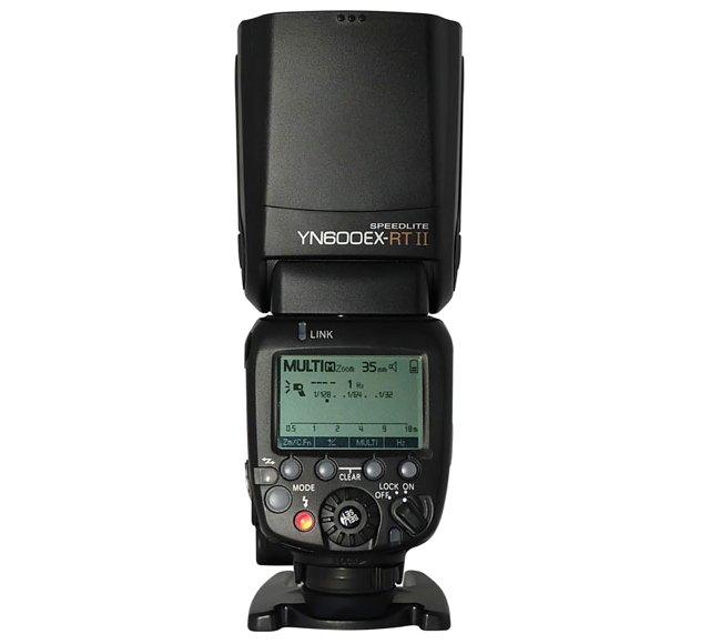 Bakı şəhərində Yongnuo YN 600 EX RT II (for Canon). 1il zəmanət verilir.