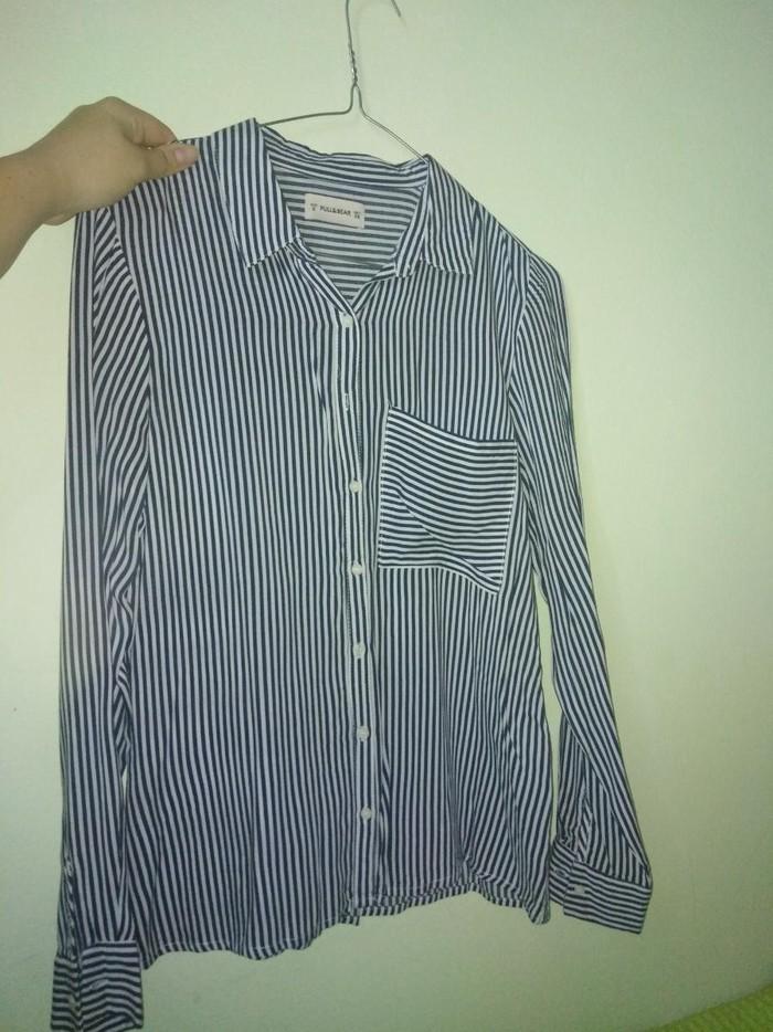Pull and Bear πουκάμισο (αφόρετο) Δεν φορέθηκε λόγω λάθος νούμερου σε Άργος