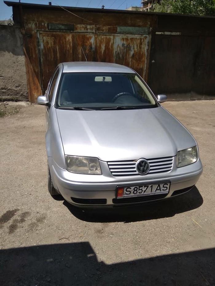 Volkswagen Bora 2002. Photo 0