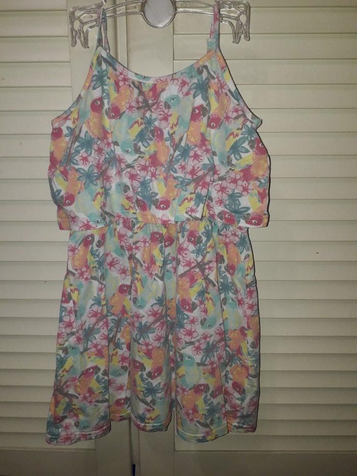 Haljinica za devojcicu, vel 116, 5-6 god, bez ostecenja.. Photo 0