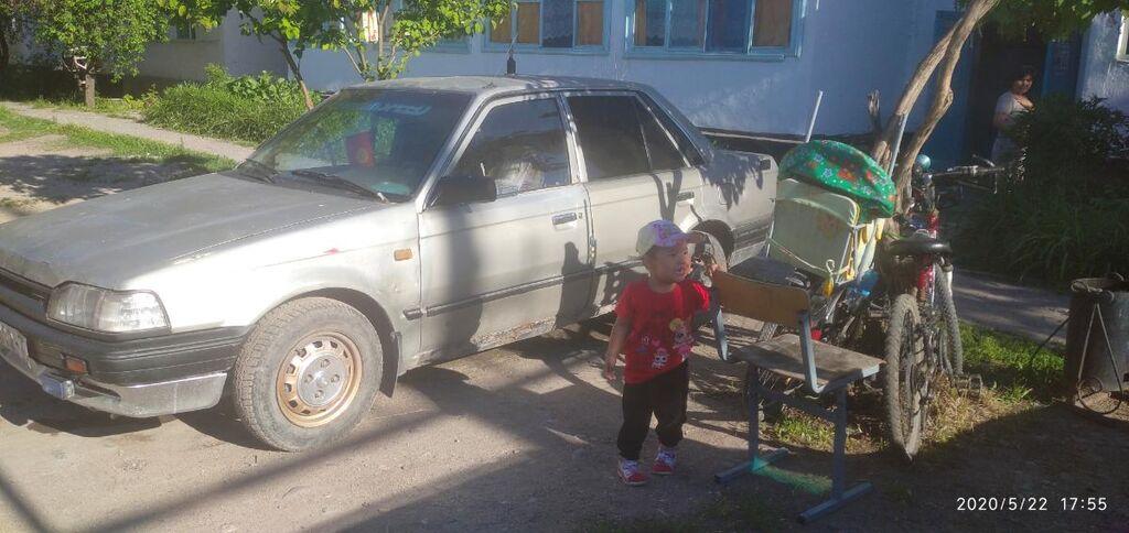 Mazda 323 1.7 л. 1989 | 222000 км