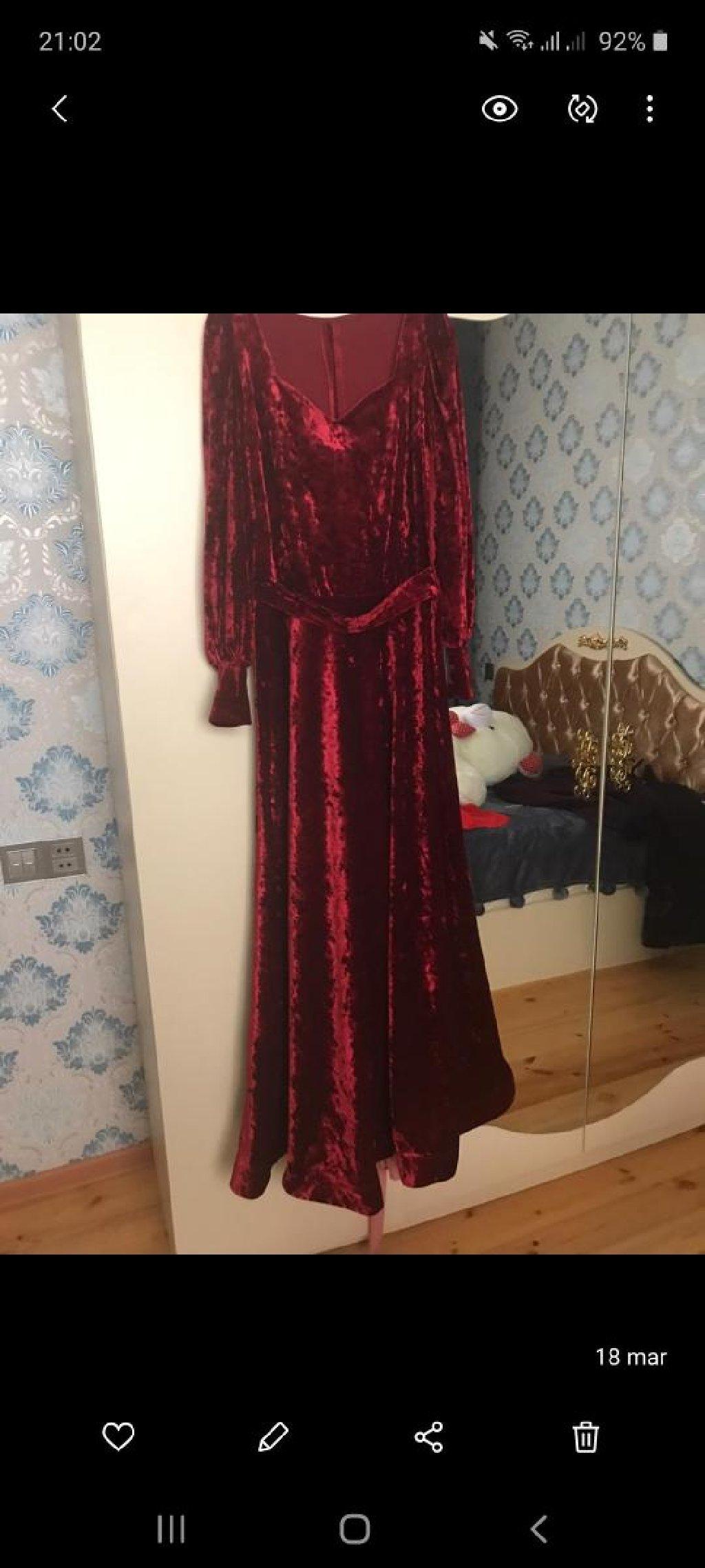 Dress Ziyafət Anna Majewska M