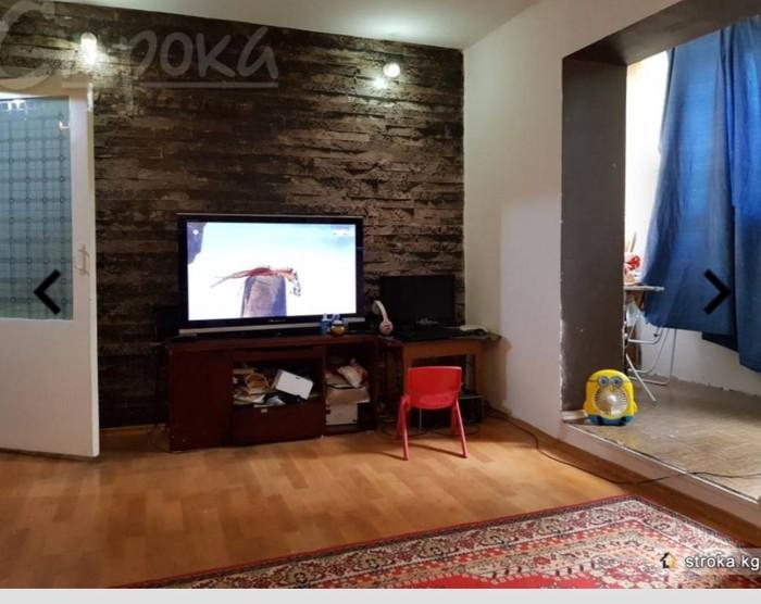 Продается квартира: 1 комната, 40 кв. м., Бишкек. Photo 1
