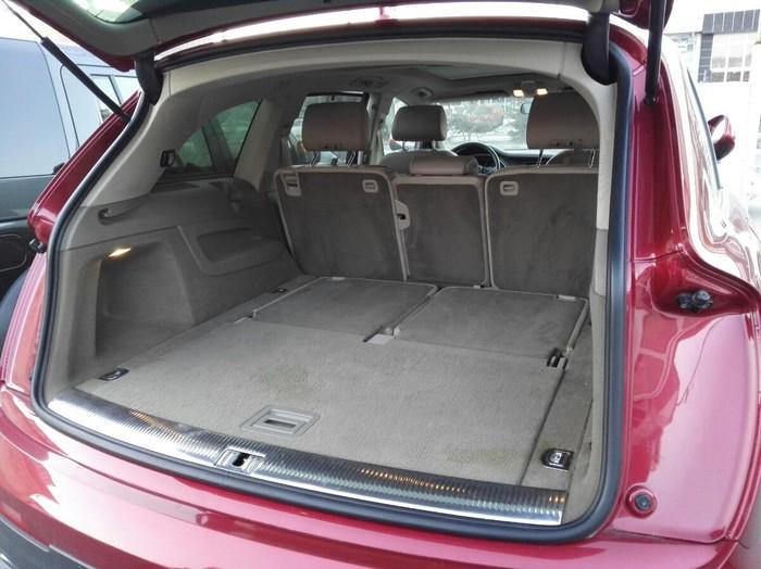 Audi Q7 2007. Photo 4
