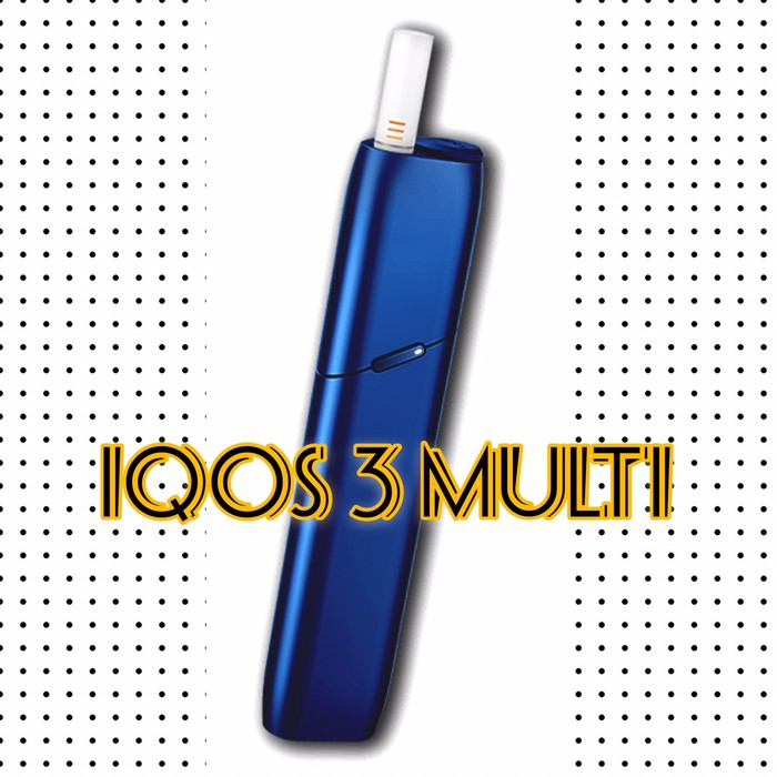 Iqos 3 multi Teze kimidi. Alinandan cemi 3 defe istifade edilib. . Photo 1