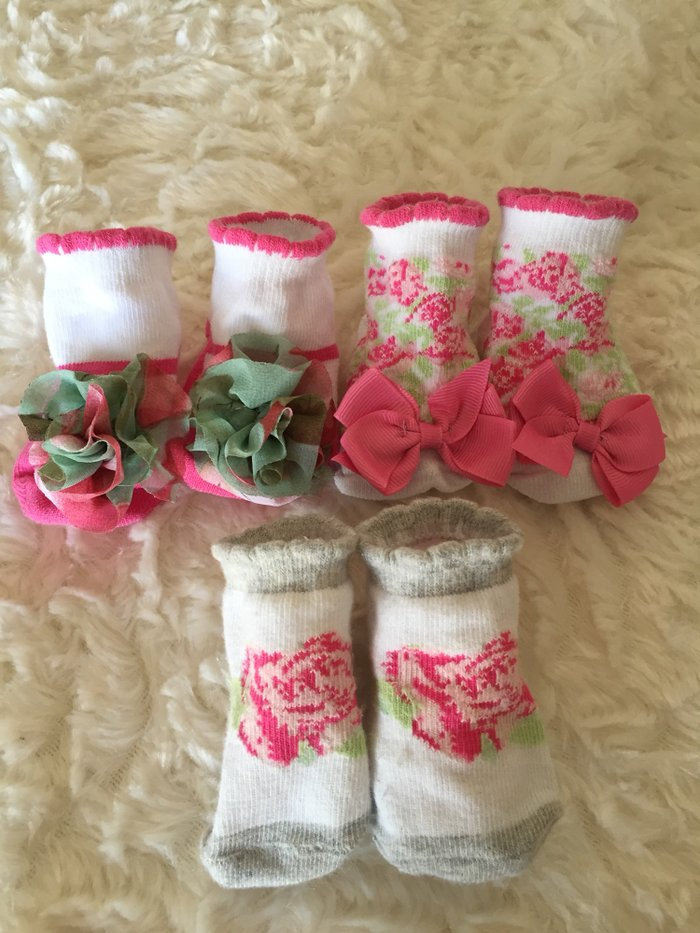 Laura Ashley shoe socks. . Photo 0