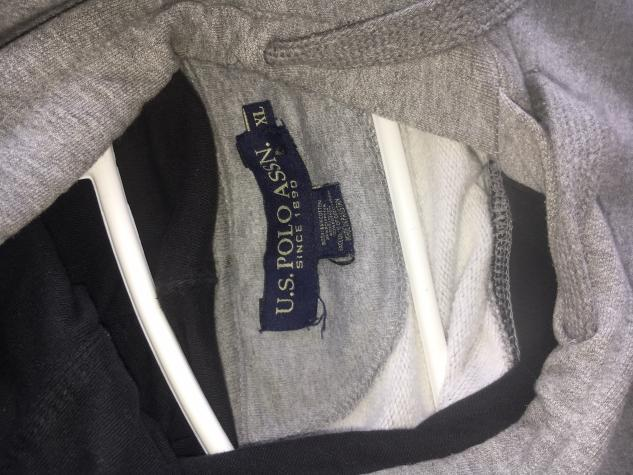 US POLO HOODIE . Photo 1