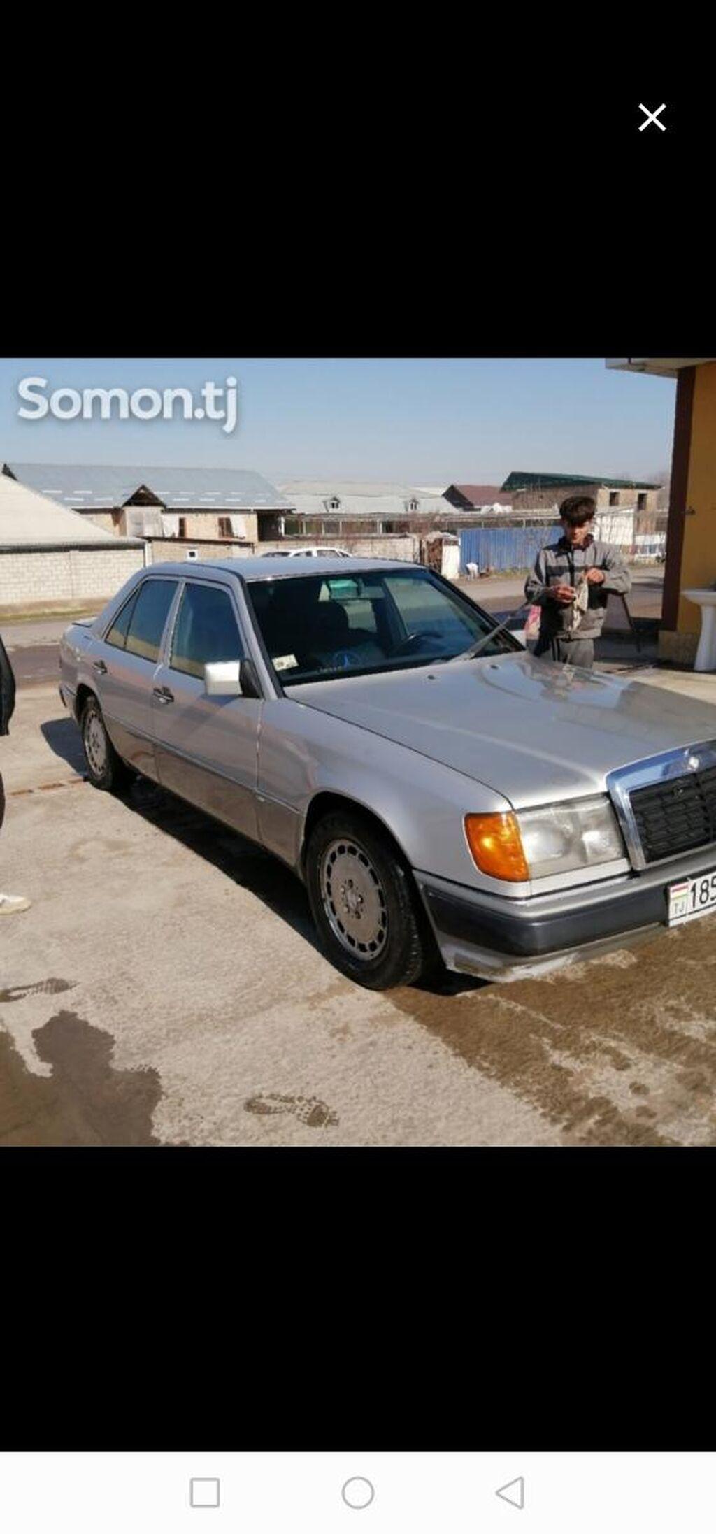 Mercedes-Benz W124 2.5 л. 1991   336128 км