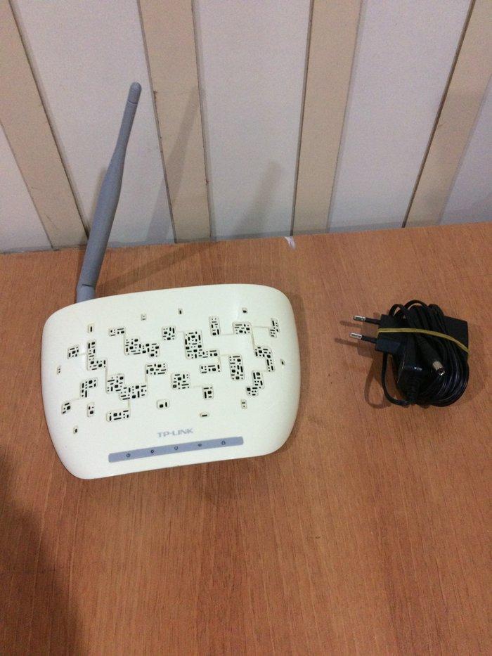 Tp-link router satılır. Bir dəfə yoxlanılması üçün işlədilib. Demək ol в Баку