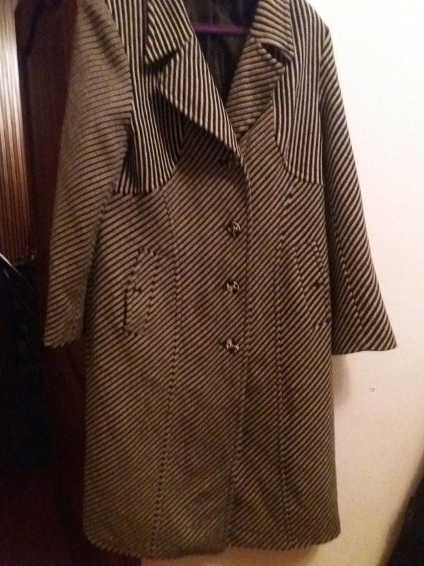Пальто женское,52 размер в хорошем состоянии . Photo 0